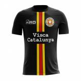 Image of 2017 2018 Catalunya Third Concept Football Shirt