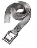 Afbeelding van Masterlock 3112EURDAT Spanband Grijs 250kg 5m x 25mm