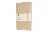Abbildung von 10 Stück Moleskine® Large Notizbuch Softcover mit Folienprägung bedrucken