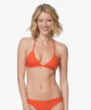 Bilde av Filippa K Bikini Top Soft Sport Triangle in Pop Orange
