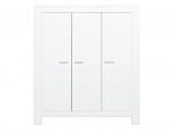 Afbeelding van Bopita 3 deurskast Merel wit