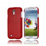 """Bilde av """"Alpha (Rød) Samsung Galaxy S4 Etui"""""""
