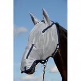 Imagem de Bucas Fly Mask Buzz Off Full Face blue 125/S