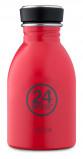 Afbeelding van 24Bottles Drinkfles Urban Bottle Hot Red 250 ml