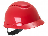 Afbeelding van 3M Peltor H 700N Veiligheidshelm Rood Veiligheidshelmen HDPE