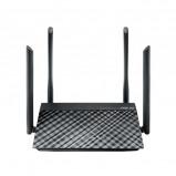 Image of ASUS RT AC1200G+ Ethernet LAN Black