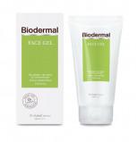 Afbeelding van Biodermal Face Gel Diepreinigend, 150 ml