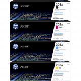 Afbeelding van HP 203A toner Combo pack 4 Kleuren