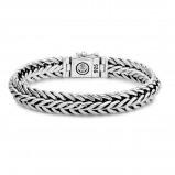 Afbeelding van Buddha to 065 Nurul Silver Armband (19.00 cm)