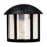 Afbeelding van Albert Leuchten gerlin buitenwandlamp in landhuisstijl zwart, gegoten aluminium, acrylglas, E27, 75 W, energie efficiëntie: A++, L: 23.5 cm, H: 21.5 cm