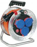 Afbeelding van Brennenstuhl 1072900 Garant S Kompakt IP44 kabelhaspel AT N07V3V3 F 3G1,5 10m