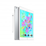 Afbeelding van Apple iPad (2018) 128GB Wifi Silver + Pencil tablet
