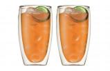 Afbeelding van Bodum dubbelwandige glazen Pavina (45 cl) (2 stuks)