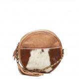 Abbildung von Chabo Bags Circle Bag Camel Schoudertas 8719274534853