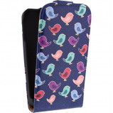 Afbeelding van Mobilize Ultra Slim Flip Case Huawei Ascend G630 Birdy