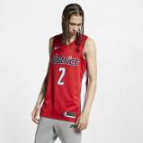 Image of John Wall Icon Edition Swingman (Washington Wizards) Men's Nike NBA Connected Jersey Red