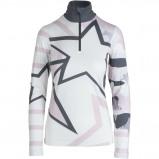 Afbeelding van Bogner Ilvy Skipully Dames White Light Pink Grey XL Elastaan,Polyester