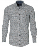 Afbeelding van Casa Moda Overhemd Modern Fit Wit 3XL Grote Maten