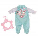 Afbeelding van Baby Annabell kledingset blauw 2 delig 43 cm