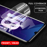 Εικόνα του 0.1mm Protective Film for Huawei honor View 10 10i 20 Gel Screen protector for Honor Play 8 Pro 9 10 lite 3D back Hydrogel Film