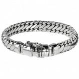 Afbeelding van Buddha to 070 Armband zilver Ben (G) 23 cm