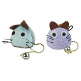 Afbeelding van Crazy Cat Funny Mouse Vol Met Catnip Licht Blauw