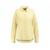 Afbeelding van America Today blouse met strepen geel
