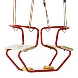 Abbildung von Fatmoose DuoRider Metall Doppelschaukel