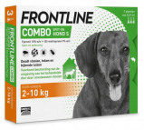Afbeelding van Frontline Combo Hond S 3ST