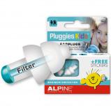 Afbeelding van Alpine Hearing Protection Pluggies Kids Oordoppen