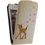 Afbeelding van Mobilize Ultra Slim Flip Case Apple iPhone 6/6S Deer