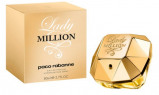 Afbeelding van Paco Rabanne Eau de Parfum Woman Lady Million Spray 80 ml