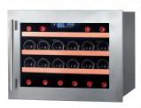 Afbeelding van Qlima BWK1622 Inbouw wijnkoelkast Wijnklimaatkast