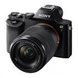 Afbeelding van Sony Alpha A7 + 28 70mm OSS systeemcamera