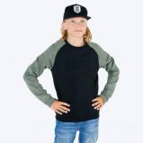 Bilde av Brunotti Boys sweats & cardigans Finfoot Green size 116