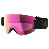 Afbeelding van Adidas Progressor Splite Goggle Skibril Matt Black Purple