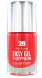 Afbeelding van 2B Nagellak Easy Gel 2 Step Polish 505 Crazy Papaya