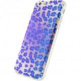 Afbeelding van Apple iPhone 6/6S telefoonhoes Transparant/Bruin Xccess