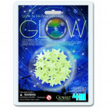 Afbeelding van 4M Glow in The Dark Mini Pack: Sterren Wit