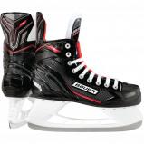 Afbeelding van Bauer ijshockeyschaatsen NSX Skate junior zwart/rood maat 38,5
