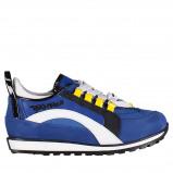 Afbeelding van Dsquared2 59683 kindersneakers cobalt blauw