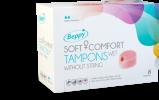 Afbeelding van Beppy Soft + Comfort Tampons WET 8 stuks