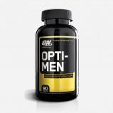 Image de Opti Men de Optimum Nutrition 90 compriméss (1 emballage pour un mois)