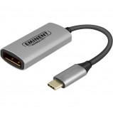 Afbeelding van Eminent AB7873 USB C DisplayPort 4K adapterkabel