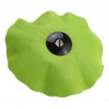 "Imagine din ""0.1W Solar Multi colored LED Lotus Lamp Flower RGB Water Resistant Outdoor flutuação da lagoa Night Light Auto On / Off para Garden Pool Party Rosa Presente Ideal"""