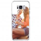 Afbeelding van Galaxy S8 PLUS Softcase Hoesje Maken