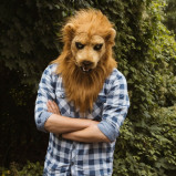 Image of Animal Mask Lion