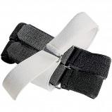 Abbildung von Agradi Befestigung + Klettverschluss f. Bandage Schwarz 30mm