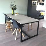 Afbeelding van Betonlook tafel Avega