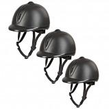 Imagem de Agradi Riding Helmet Econimo Black 53 57